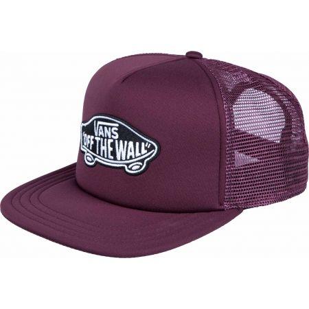 Men's baseball cap - Vans MN CLASSIC PATCH TRUCKER - 1