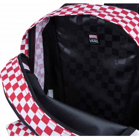 City backpack - Vans WM SPIDEY REALM BACKPACK - 4