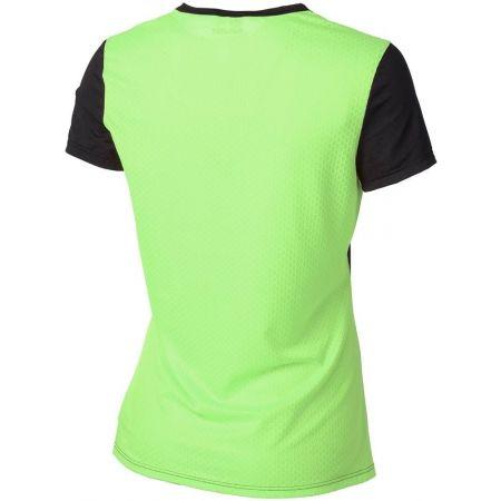 Dámské běžecké triko - Mico W HALF SLVS R/NECK SHIRT RUN - 2