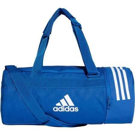 Спортна чанта - adidas CONVERTIBLE 3-STRIPES DUFFEL SMALL - 1