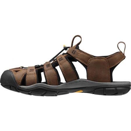 Pánske voľnočasové sandále - Keen CLEARWATER CNX LEATHER M - 3