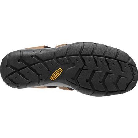 Pánske voľnočasové sandále - Keen CLEARWATER CNX LEATHER M - 5