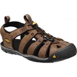 Keen CLEARWATER CNX LEATHER M - Herren Sandalen