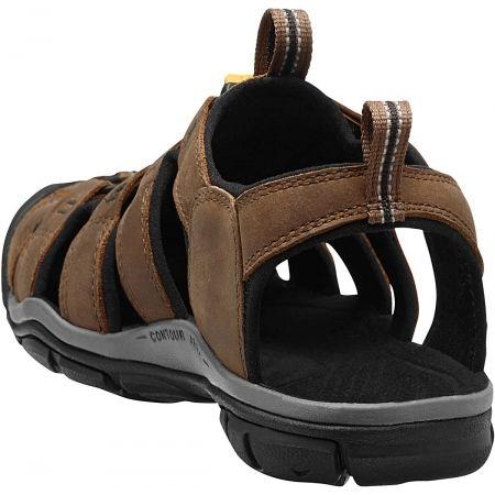 Pánske voľnočasové sandále - Keen CLEARWATER CNX LEATHER M - 4