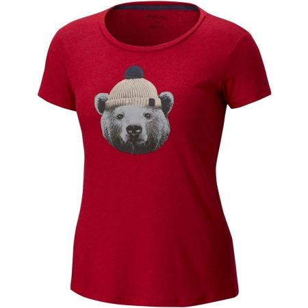 Dámské tričko - Columbia UNBEARABLE TEE - 1