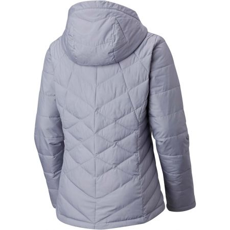 Dámská zateplená bunda - Columbia HEAVENLY HOODED JACKET - 2