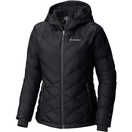 Columbia HEAVENLY HOODED JACKET - Dámská zateplená bunda