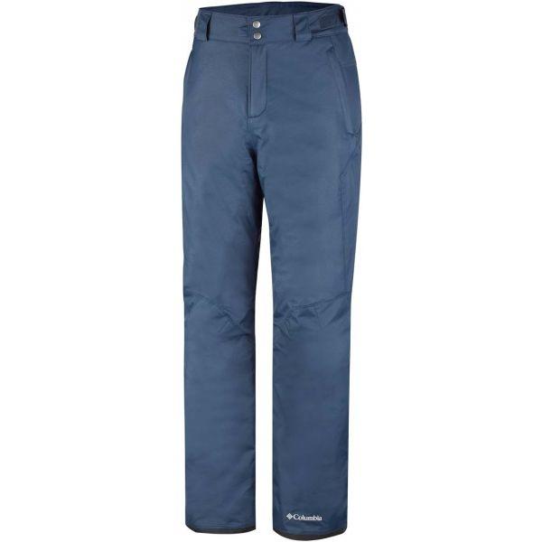 Columbia BUGABOO OMNI HEAT PANT modrá M - Pánske lyžiarske nohavice