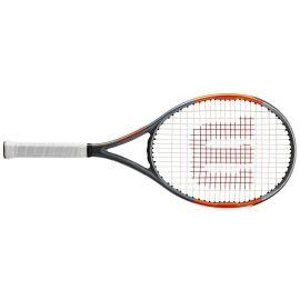 Wilson BURN TEAM 100l - Tennis racquet