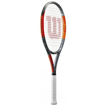 Тенис ракета - Wilson BURN TEAM 100l - 2