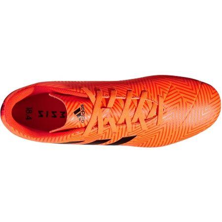 Ghete de fotbal bărbați - adidas NEMEZIZ 18.4 FxG - 3