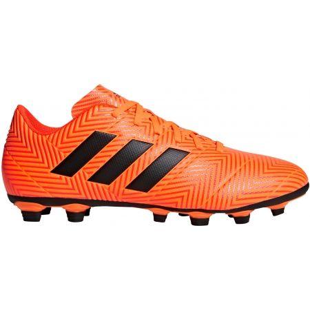 Ghete de fotbal bărbați - adidas NEMEZIZ 18.4 FxG - 1
