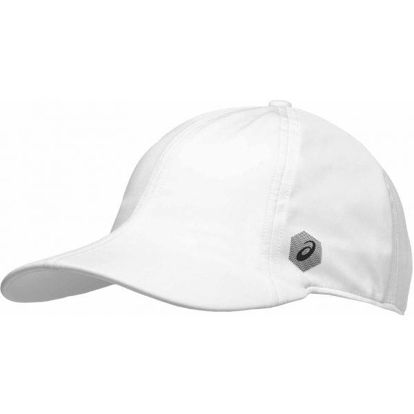 Asics PRO CAP biały 56 - Czapka z daszkiem do biegania