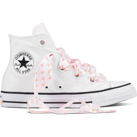 Converse CHUCK TAYLOR ALL STAR BIG EYELETS - Дамски спортни обувки с висок профил