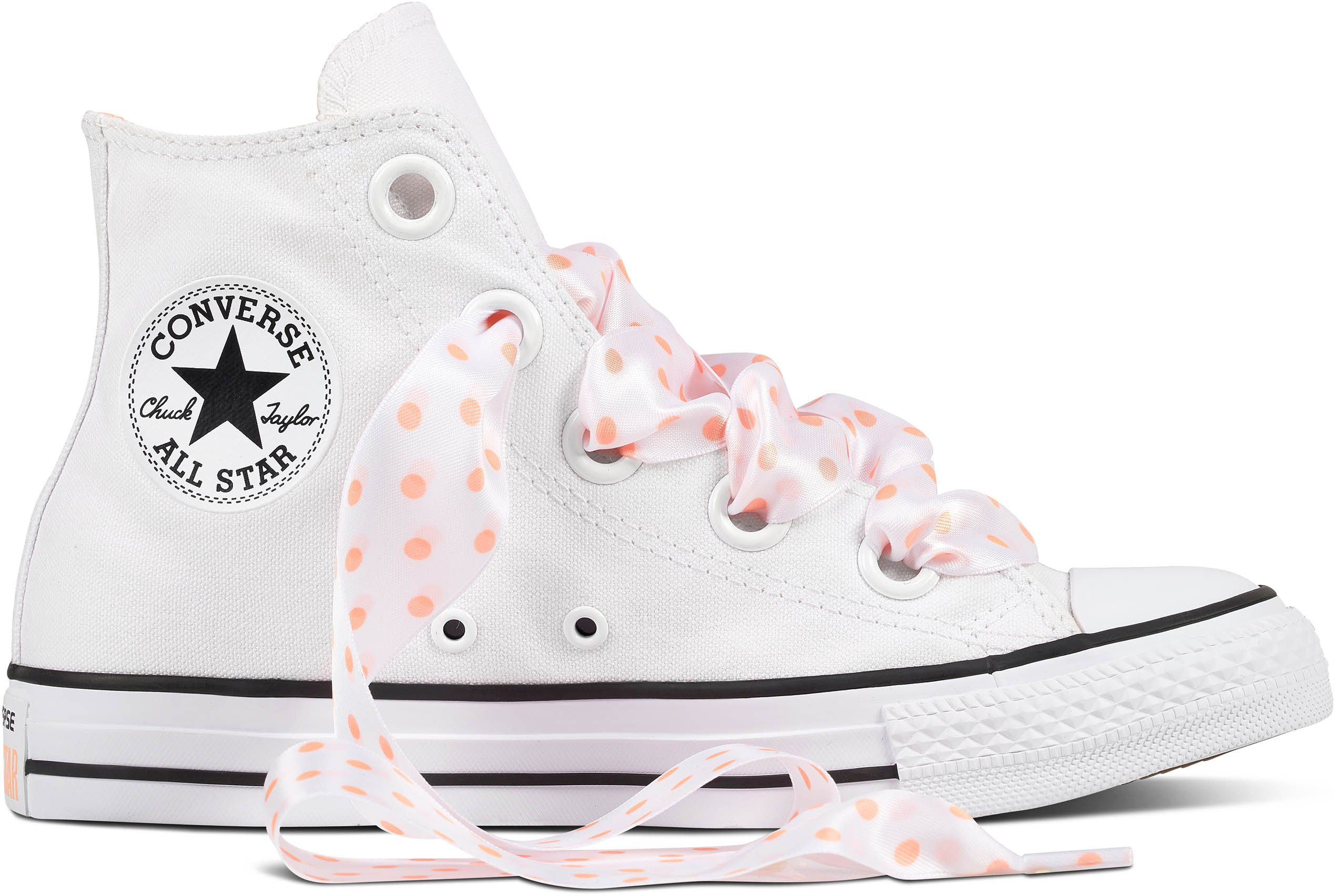 Converse CHUCK TAYLOR ALL STAR BIG EYELETS. Dámské kotníkové tenisky e820dc00569