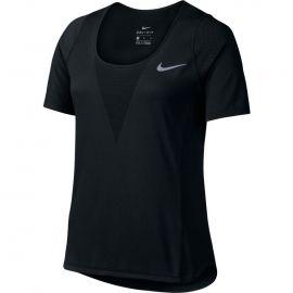 Nike ZNL CL RELAY TOP SS - Women's sports T-shirt