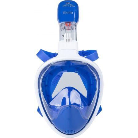 Potápačská maska - Dive pro BELLA MASK BLUE - 3