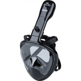 Dive pro BELLA MASK BLACK - Schnorchelmaske