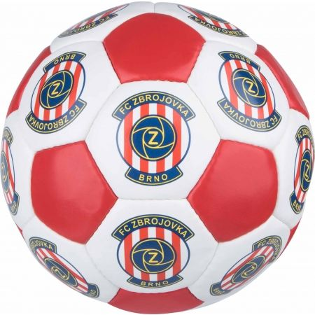Futbalová lopta - Quick MÍČ FOTBAL ZBROJOVKA