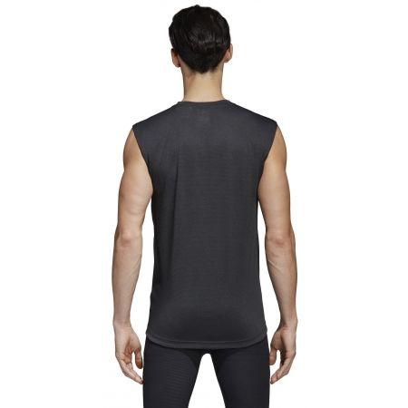 Tricou fără mâneci bărbați - adidas CLIMAC SL - 4