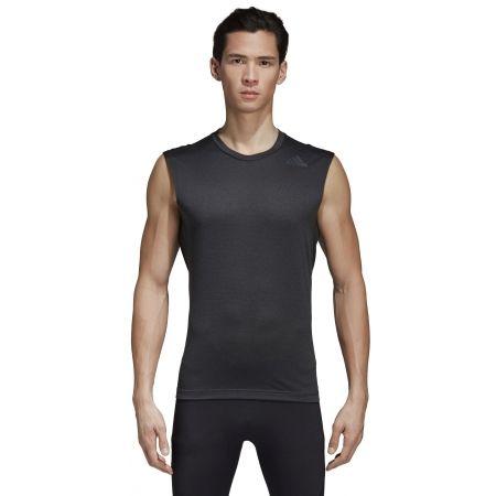 Tricou fără mâneci bărbați - adidas CLIMAC SL - 2