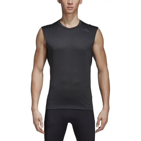 Tricou fără mâneci bărbați - adidas CLIMAC SL - 5
