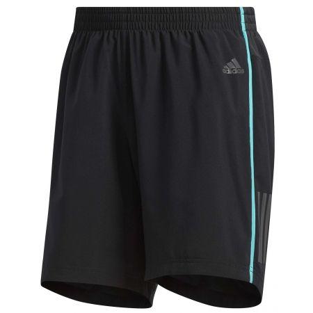 Pánske bežecké šortky - adidas RESPONSE SHORT - 1