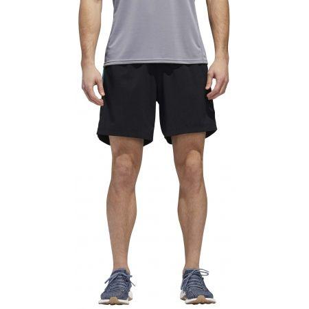 Pánske bežecké šortky - adidas RESPONSE SHORT - 2