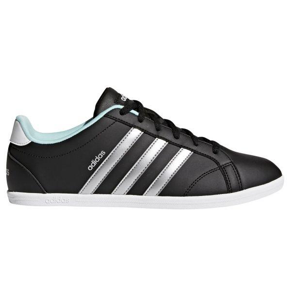 adidas VS CONEO QT W czarny 8 - Sneakersy damskie