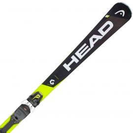 Head SUPERSHAPE I.SPEED SW + PRD 12 GW