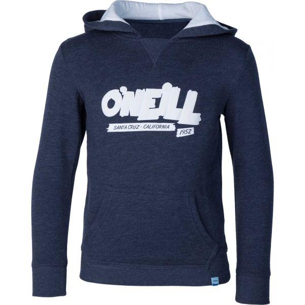 O'Neill LB PACIFIC COAST HOODIE ciemnoniebieski 128 - Bluza chłopięca