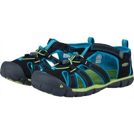 Dětské sportovně volnočasové sandále - Keen SEACAMP II CNX JR - 2 6924946af2