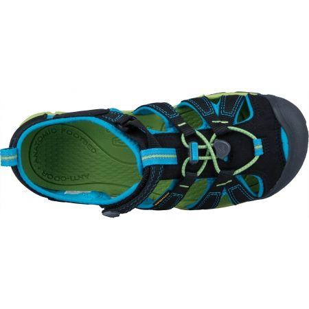 Dětské sportovně volnočasové sandále - Keen SEACAMP II CNX JR - 5 4f4e320ec6