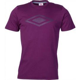 Umbro DIAMOND PRINT TEE - Pánské tričko