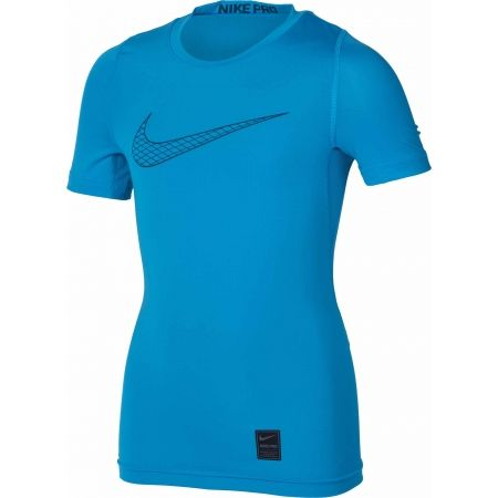 Chlapecké triko - Nike PRO TOP SS COMP - 2