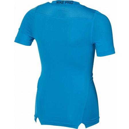 Koszulka chłopięca - Nike PRO TOP SS COMP - 3