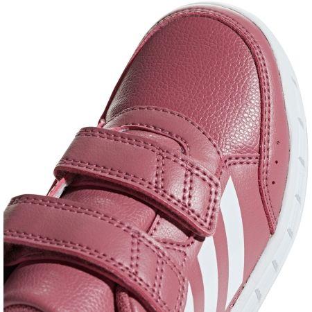 Detská voľnočasová obuv - adidas ALTASPORT CF K - 10