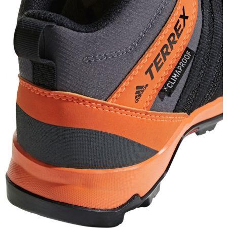 Obuwie trekkingowe dziecięce - adidas TERREX AX2R MID CP K - 4