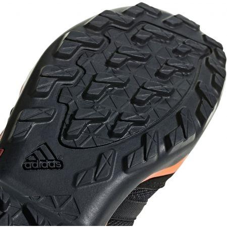 Obuwie trekkingowe dziecięce - adidas TERREX AX2R MID CP K - 5