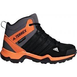 adidas TERREX AX2R MID CP K - Dětská outdoorová obuv 9bfd68857d7