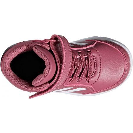 Детски обувки с висок профил - adidas ALTASPORT MID BTW K - 2