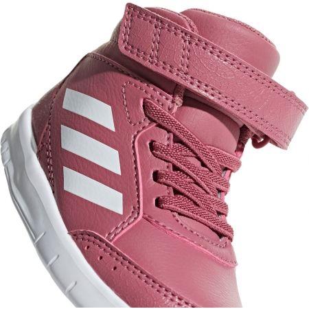 Dětská kotníková obuv - adidas ALTASPORT MID BTW K - 5