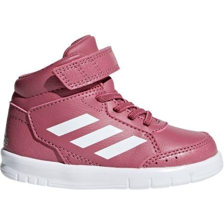 Детски обувки с висок профил - adidas ALTASPORT MID BTW K - 1