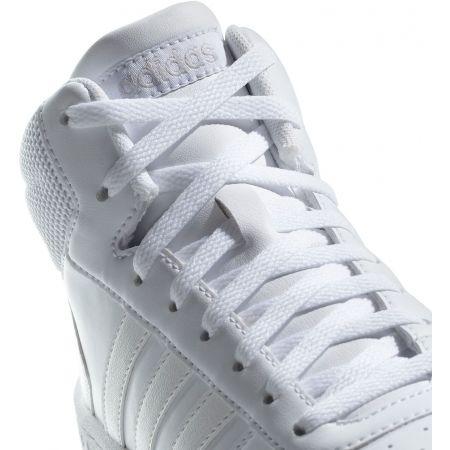 Дамски спортни обувки за свободното време - adidas HOOPS 2.0 MID - 4