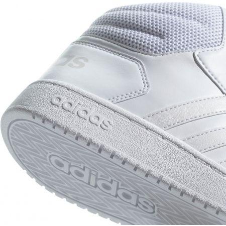 Дамски спортни обувки за свободното време - adidas HOOPS 2.0 MID - 6