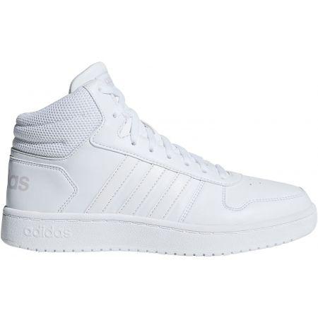 Дамски спортни обувки за свободното време - adidas HOOPS 2.0 MID - 1