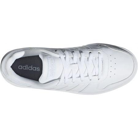 Dámské volnočasové boty - adidas HOOPS 2.0 - 2