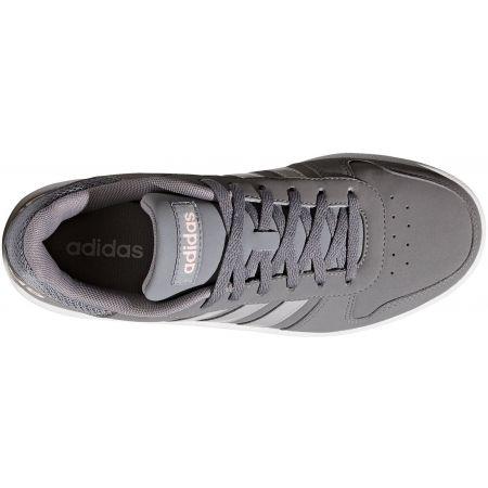 Dámska voľnočasová obuv - adidas HOOPS 2.0 - 2