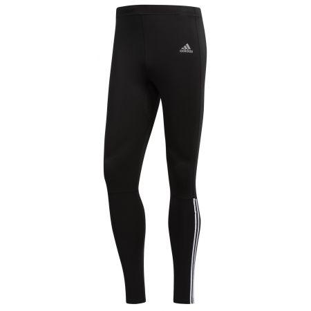 Pantaloni alergare bărbați - adidas RUN 3S TGT M - 1