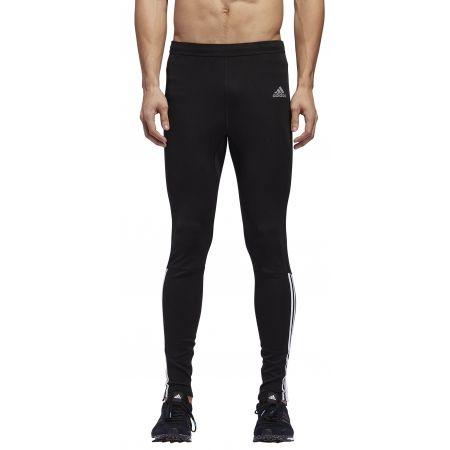 Pantaloni alergare bărbați - adidas RUN 3S TGT M - 2